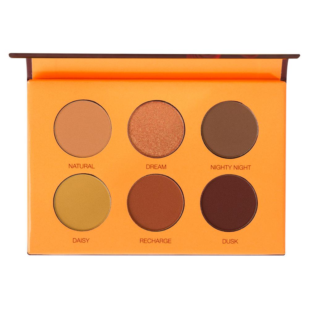 Coloured Raine Beauty Rust Mini Palette