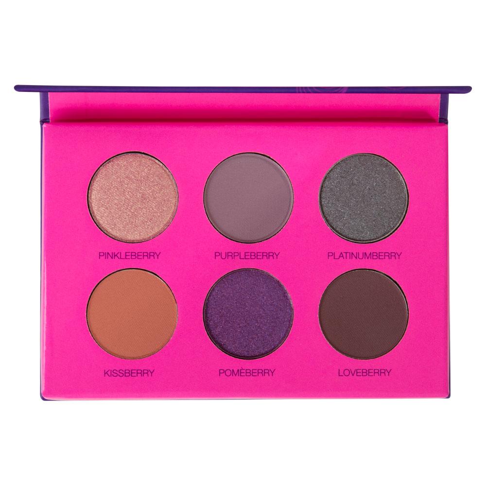 Coloured Raine Berry Cute Mini Palette