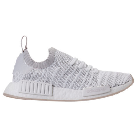 newest a862a 5a4a1 Adidas Men's NMD Runner R1 Casual Shoes, White/Pink