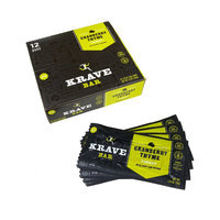 KRAVE CRANBERRY THYME TURKEY MEAT BAR