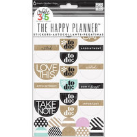 Create 365 Stickers 6 Sheets/Pkg-Love This Neutral