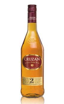 CRUZAN® EXTRA DARK RUM