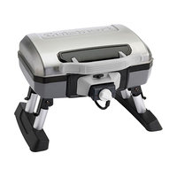 Cuisinart Portable Outdoor Electric Tabletop Grill Portable Outdoor Electric Tabletop Grill