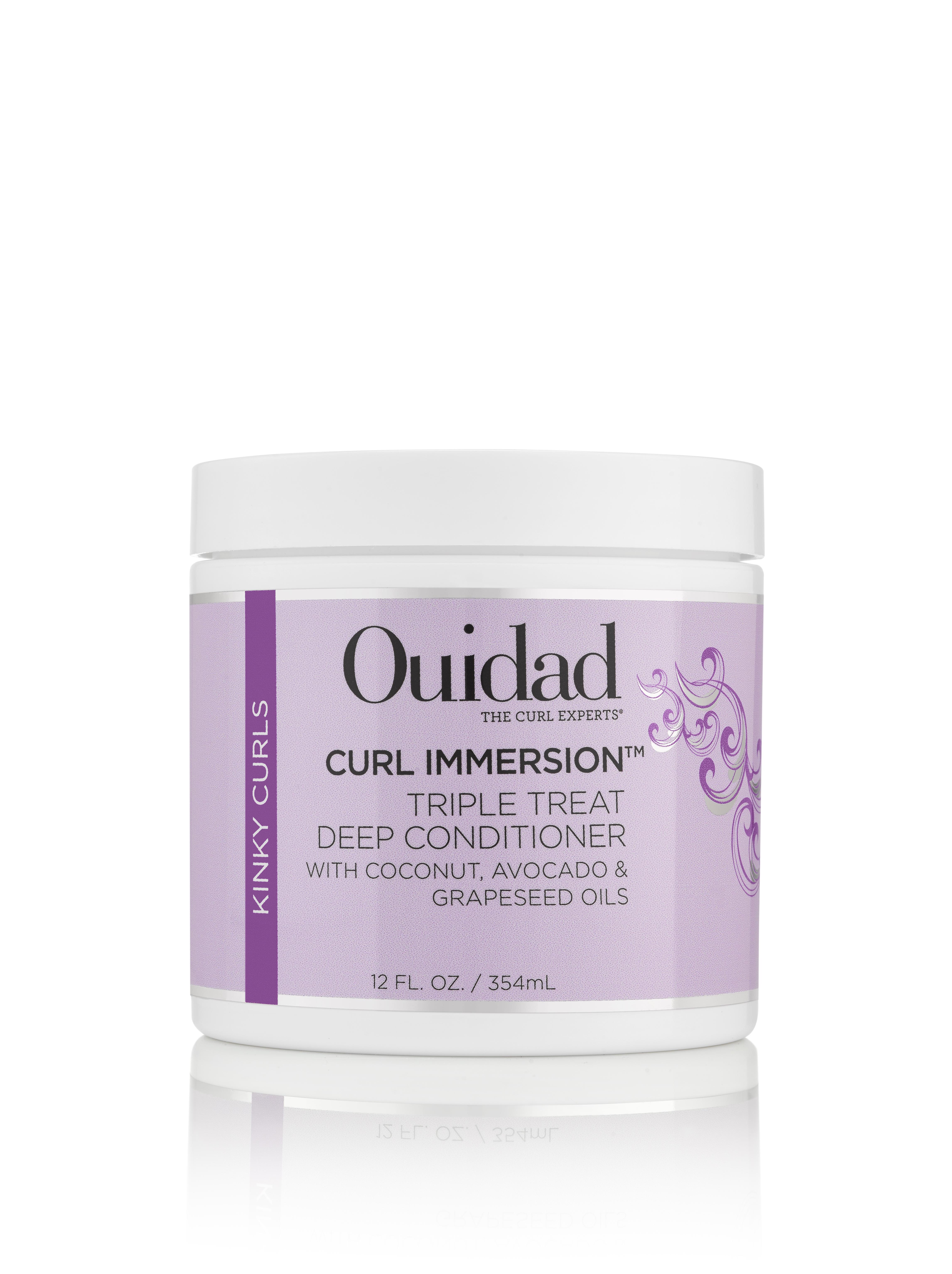 Ouidad Curl Immersion™ Triple Treat Deep Conditioner 12.0oz