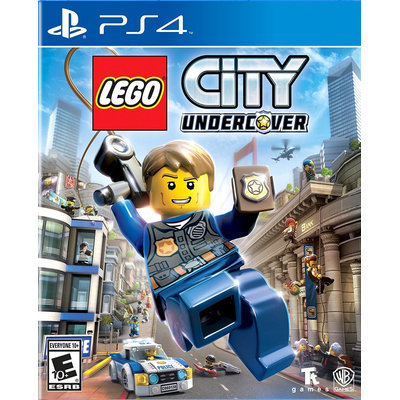Lego® City Undercover - Playstation 4