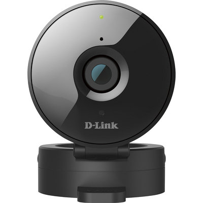 D-Link DCS-936L 1 Megapixel Network Camera - Color - 16 ft Night Vision - Motion JPEG, H.264 - 1280 x 720 - 2.45mm - CMOS - Cable, Wireless