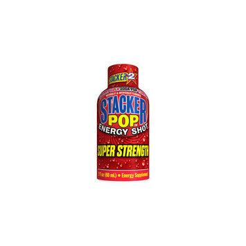 Stacker2 1638EA 2 oz Stacker Pop Energy Shot Cherry Cola
