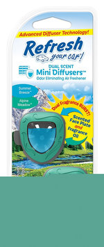 American Covers Handstands 09870 Refresh Dual Scent Mini Diffusers Summer Breeze & Alpine Meadow