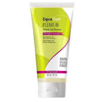 DevaCurl B'Leave-In, Miracle Curl Plumper