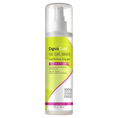 Devacurl The Curl Maker, Curl Boosting Spray Gel