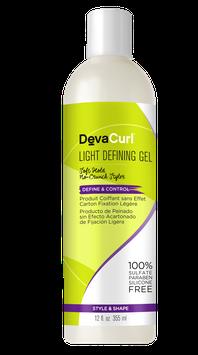 DevaCurl Light Defining Gel, Soft Hold No-Crunch Styler