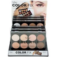 DDI 2272153 Color Fix Cream Foundation Palette Countertop Display - Case of 24