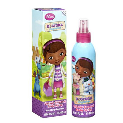 Disney Doc Mcstuffins 6.8 Oz Body Spray For Kids - DOCMS68BSK