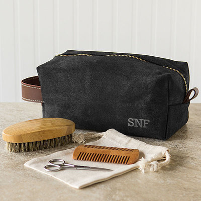Cathys Concepts Cathy's Concepts Initial Shave Kit with Beard Grooming Set