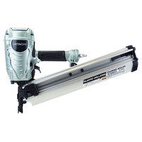 Hitachi NR90AES1 2 in. to 3-1/2 in. Plastic Collated Framing Nailer