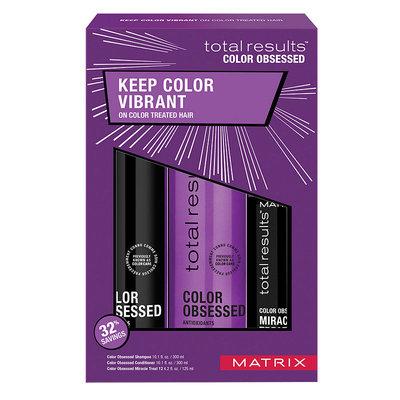 Matrix Total Results Mx Tr Color Obsessed Trio 3-pc. Value Set - 24.4 oz.