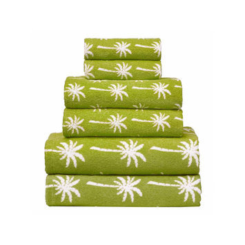 Asstd National Brand Miami Bath Towel Collection