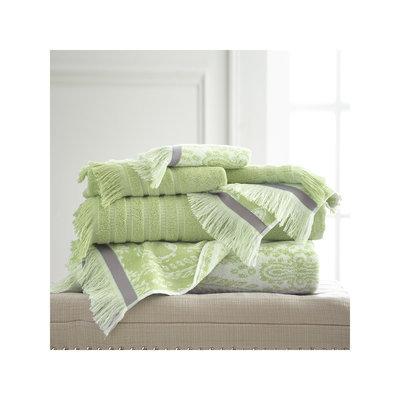 Pacific Coast Textiles Jaiipur Yarn Dyed 6-pc. Bath Towel Set
