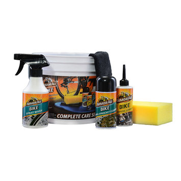 Cycle Source Group, Llc Armor All Bike Complete Care Set