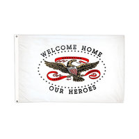 Annin Welcome Home Our Heroes Flag