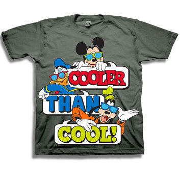 Freeze Mickey Mouse Charcoal Cooler than Cool' Tee - Toddler