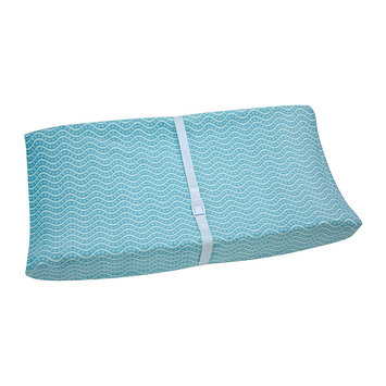 Carter's Laguna Collection Changing Pad Cover