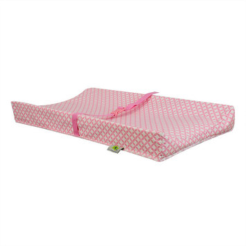 Kidicomfort Diamond Changing Pad-PINK-One Size