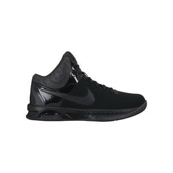 Nike Air Visi Pro VI Men's Nubuck Basketball Shoes, Size: 12, Black