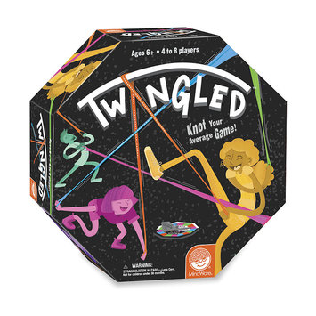 Mindware Twangled Board Game, Board Games