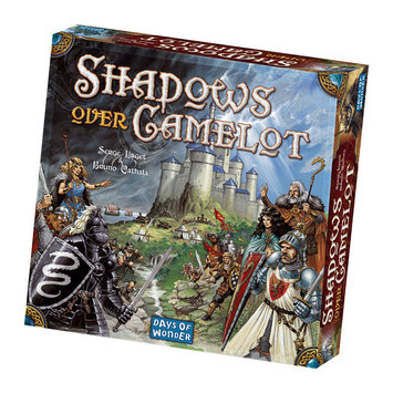 Days Of Wonder, Inc. Shadows Over Camelot Board Game