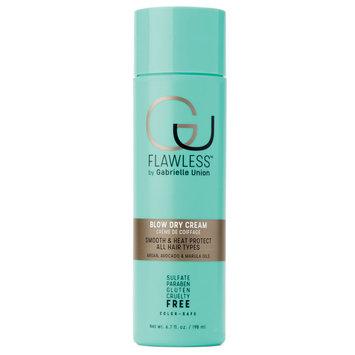 Flawless By Gabrielle Union Blow Dry Cream Hair Cream-6.7 oz.