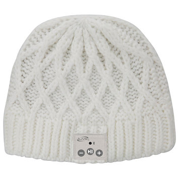 Dpi Inc Ilive - Beanie Wireless Headphones - Cream