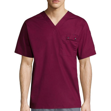 Wink Mens Honor Top Wine Small