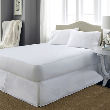 Lcm Home Fashions, Inc. Deluxe Waterproof Hypoallergenic Mattress Protector