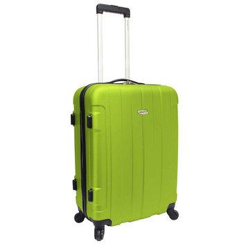 Traveler's Choice Rome 25 Hard-Shell Spinner Upright Luggage