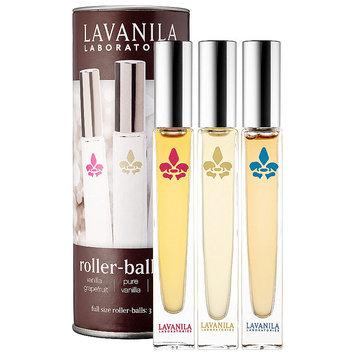 Kenzo LAVANILA Rollerball Trio