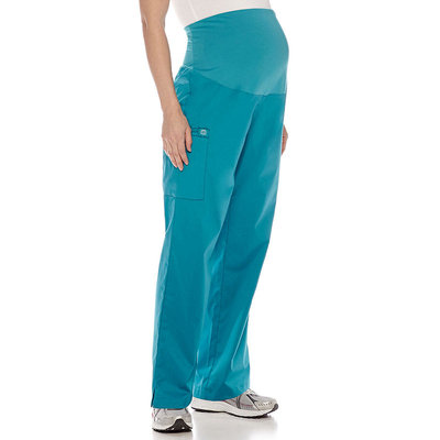 Wink Maternity Pant Teal Large