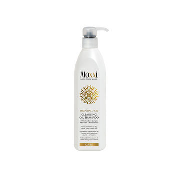 Aloxxi Essential 7 Oil Cleansing Oil Shampoo 10.1 oz