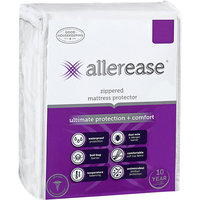 AllerEase Ultimate Mattress Protector - White (Queen)