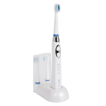 Bluestone Rechargeable Sonic Toothbrush with 10 Toothbrush Heads