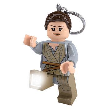 Asstd National Brand LEGO - Star Wars The Force Awakens Rey Key Light