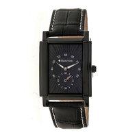 Heritor Automatic HERHR6106 35mm Frederick Mens Watch Black