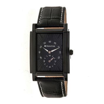 Heritor Automatic HERHR6106 35mm Frederick Mens Watch Black