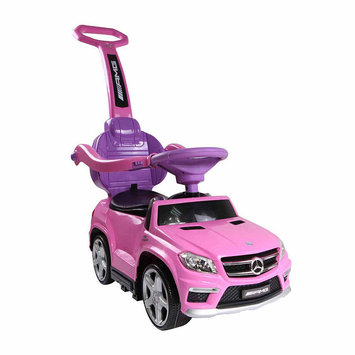 Best Ride On Cars 4 in 1 Mercedes Push Car