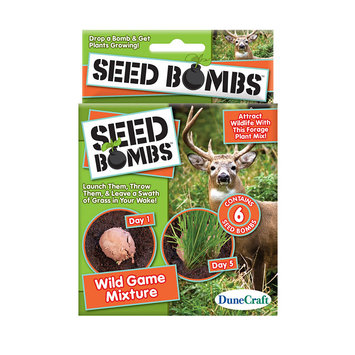 Dunecraft Seed Bombs - Wild Game Mixture