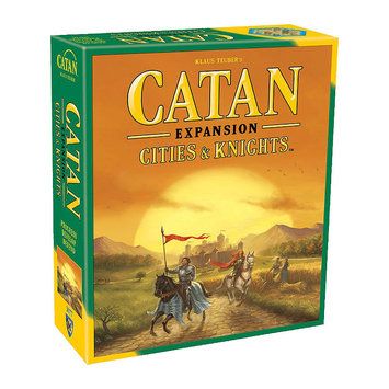 Mayfair Games Catan: Cities & Knights Game Expansion? 5th Edition