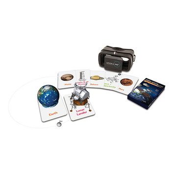 Retrak 4D Space Exploration Augmented Reality Cards & VR Headset
