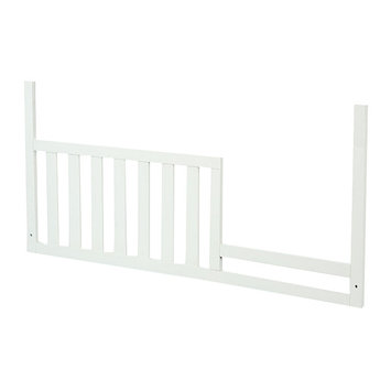 Munrie Munir Furniture Chesapeake Full Panel Guard Rail White
