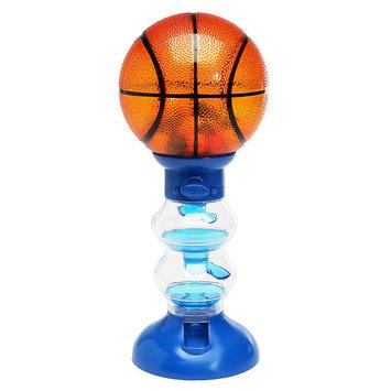 Asstd National Brand Sweet N Fun Basketball Gumball Machine Bank With Gumballs