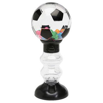 Asstd National Brand Sweet N Fun Soccer Gumball Machine Bank With Gumballs